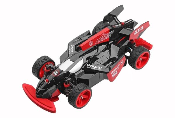 Радиоуправляемая гоночная машинка WL Toys F1 184012 2.4GHz 4WD 1/18