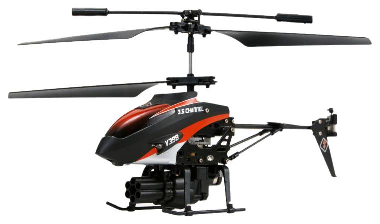 Радиоуправляемый вертолет WL Toys V398
