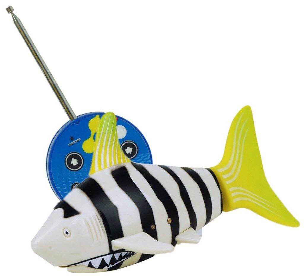 Радиоуправляемые рыбки Create Toys 3315 с бассейном