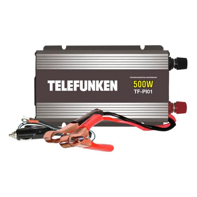 Автомобильный преобразователь напряжения Telefunken TF PI01