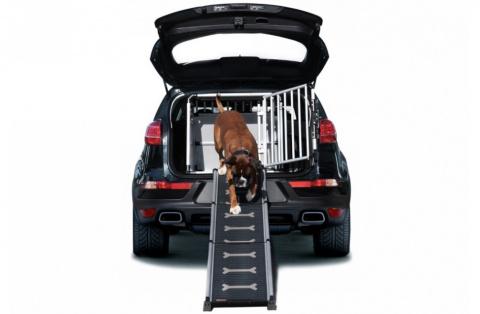 Трап автомобильный для собак 4pets EasySteps,