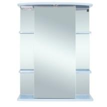 Зеркальный шкаф для ванной Orange Кларис 55 KL-55ZSB