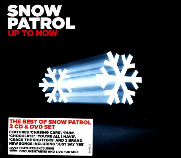 Snow Patrol Up To Now (2CD+DVD) по цене 1 830