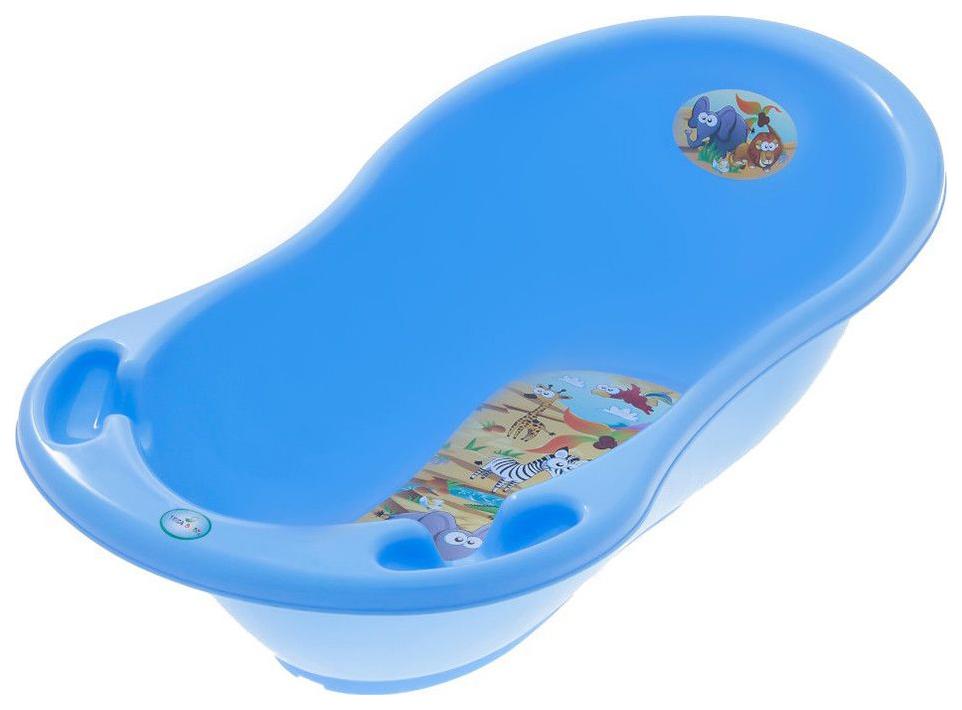 Купить ТЕГА Ванна овальная 86см SAFARI (САФАРИ) синий SF-004-126, Tega Baby, Ванночки для купания