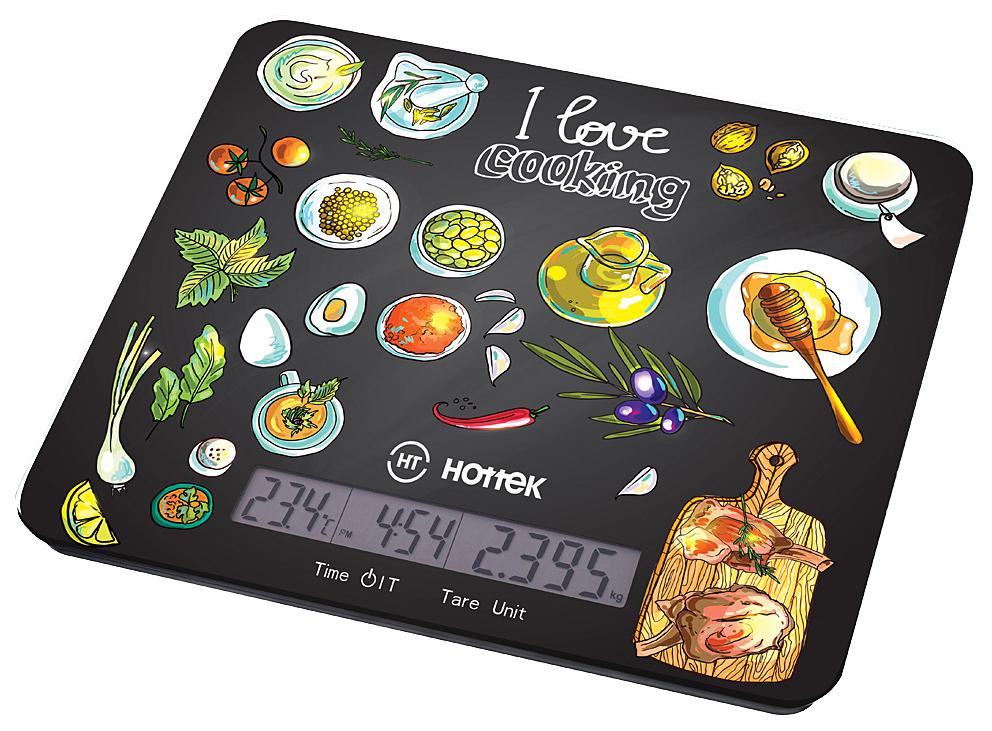 Весы кухонные HOTTEK HT 962 039 I Love