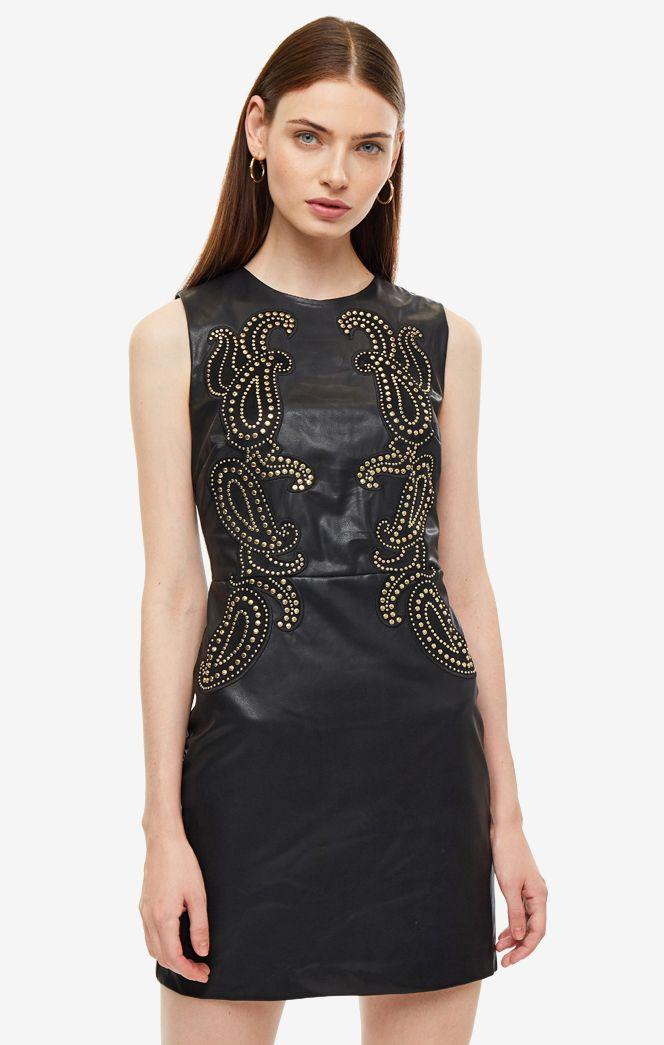 Платье женское MARCIANO Guess 94G779-9184Z-JBLK черное 38 US фото