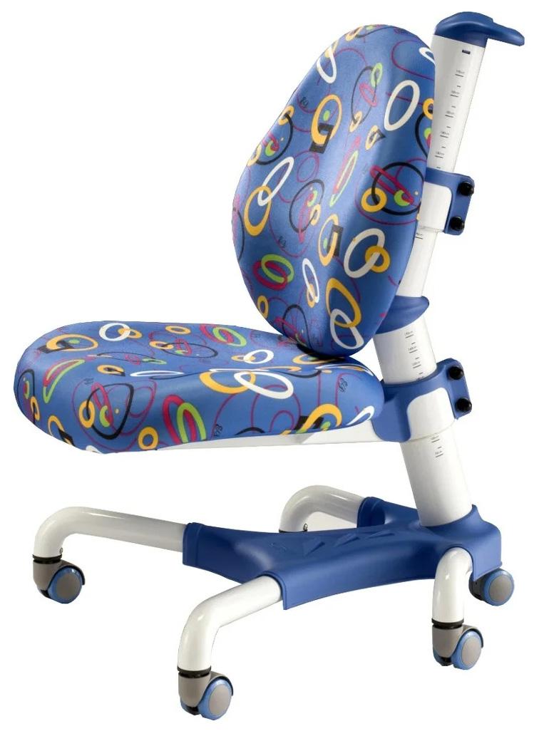 Компьютерное кресло Mealux Champion, синий-белый