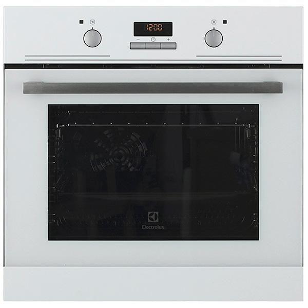 Встраиваемый электрический духовой шкаф Electrolux EZB53430AW White фото