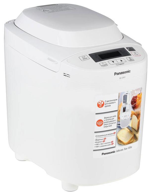 Хлебопечка Panasonic SD 2501WTS