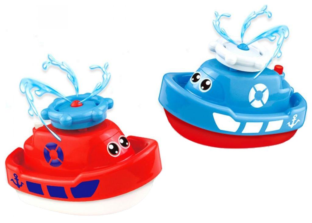 Купить Катер для ванной «Веселое купание» в ассортименте PT-00544, ABtoys, Игрушки для купания малыша