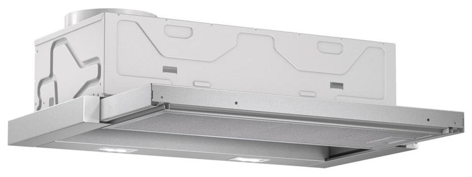 Вытяжка встраиваемая Bosch DFL064A51 Silver