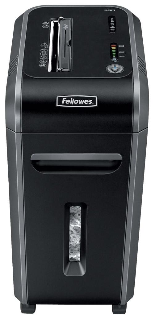 Шредер Fellowes PowerShred 99Ci FS 46910 Серый,