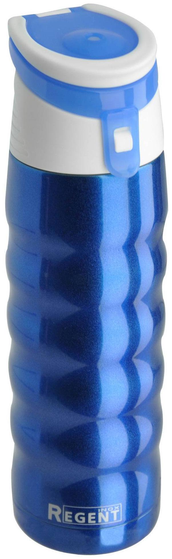 Термос Regent Fitness 0,48 л синий