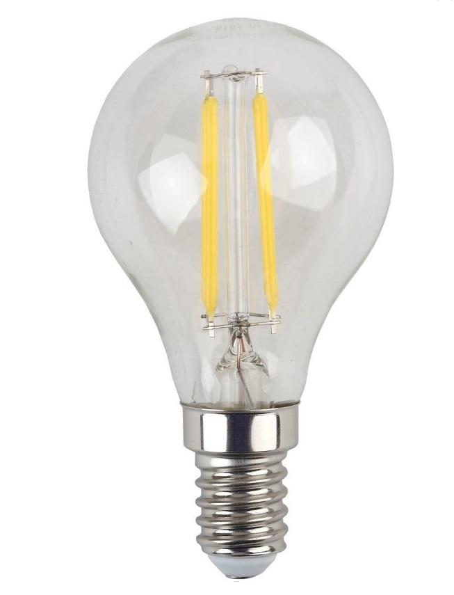 Лампа светодиодная ЭРА F LED Р45