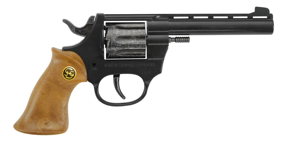 Купить Пистолет игрушечный Schrodel Супер 88 (1030881), Игрушечные пистолеты