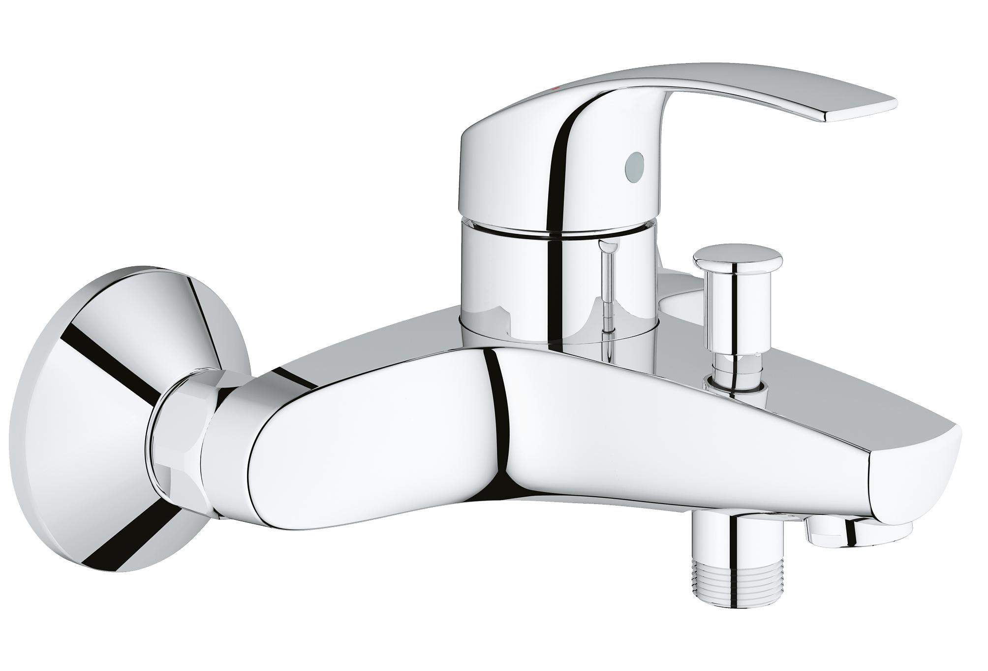Смеситель для ванны Grohe Eurosmart New 33300002 хром