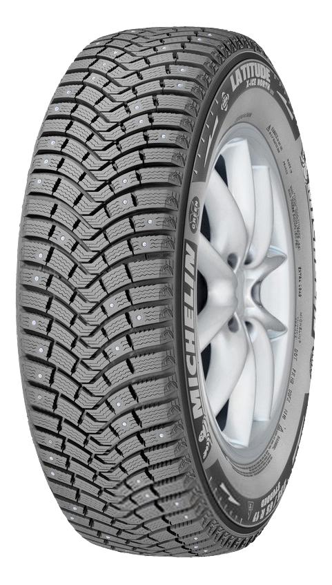 Шины Michelin Latitude X-Ice North LXIN2+ 275/45 R21 110T XL фото