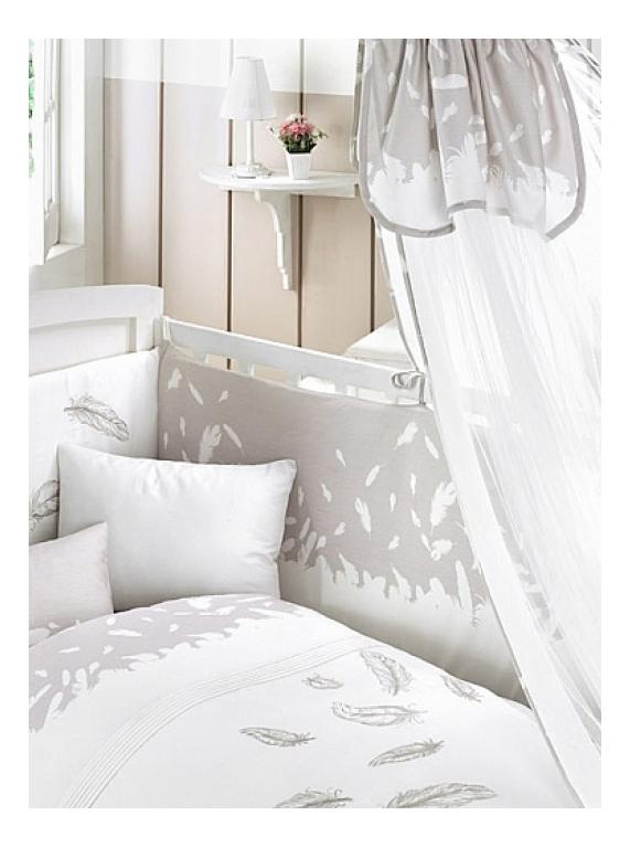 Балдахин для детской кроватки Bebe Luvicci Fluffy