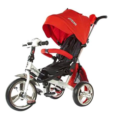Купить Велосипед Moby kids Leader onesize Leader красный T400, Детские трехколесные велосипеды