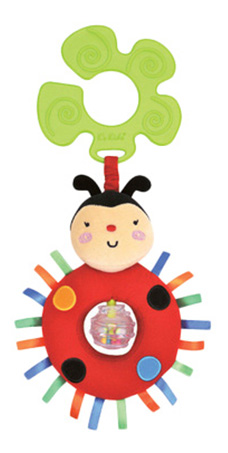 Купить Божья коровка, Подвесная игрушка K's Kids Божья коровка , Подвесные игрушки