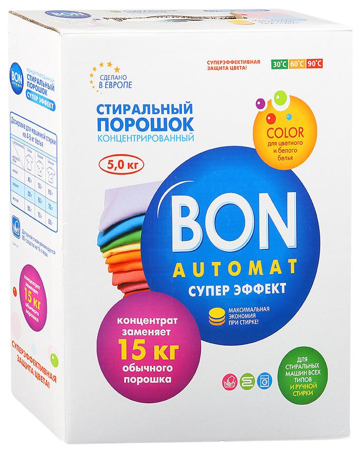 Порошок для стирки Bon automat супер эффект автомат 5 кг