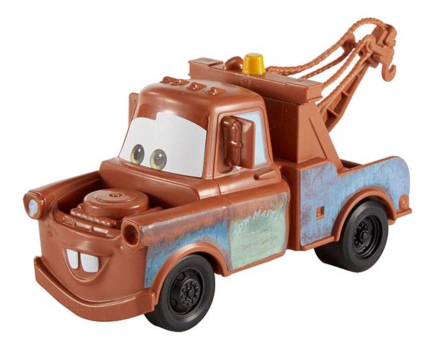 Купить Машинка пластиковая Disney Cars Мэтр, Игрушечные машинки