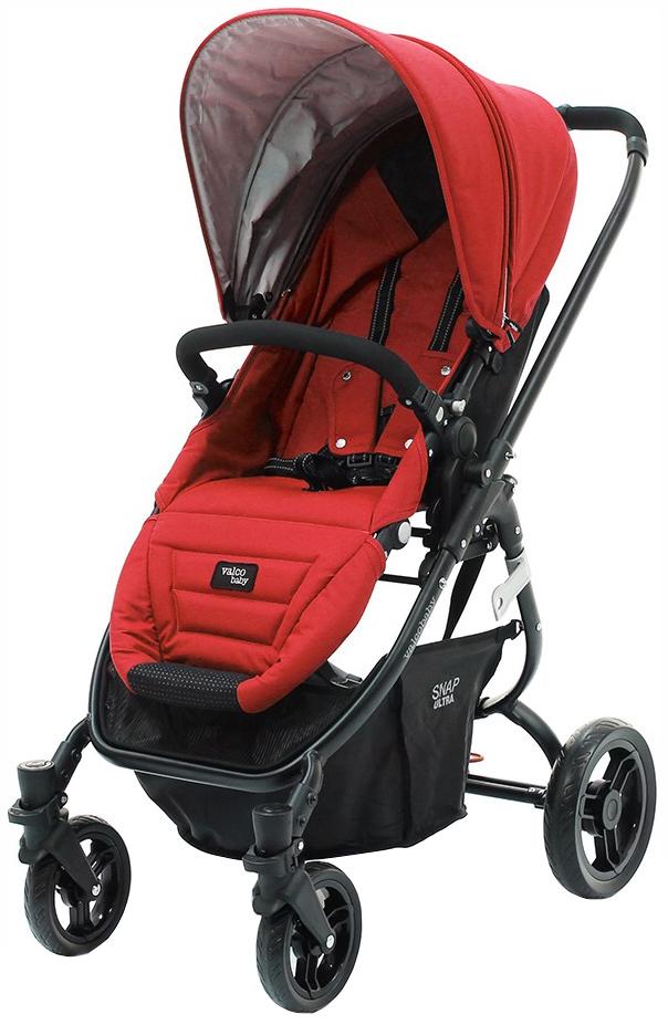 Купить Прогулочная коляска Valco Baby Snap 4 Ultra Fire red,