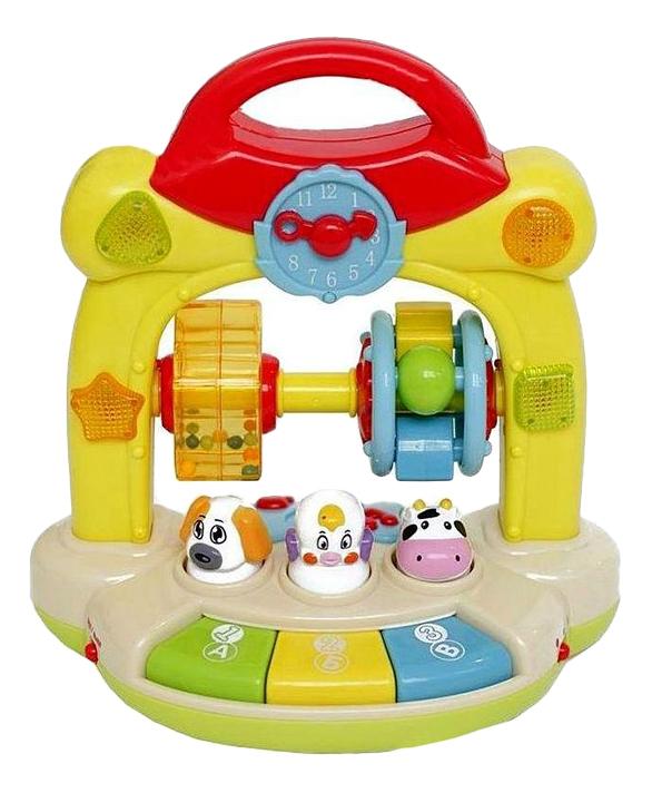 картинка Интерактивная игрушка Умный Я. Веселые нотки Shantou Gepai от магазина Bebikam.ru