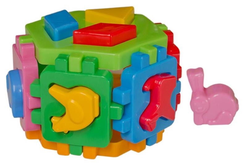 Сортер ТехноК Куб умный малыш