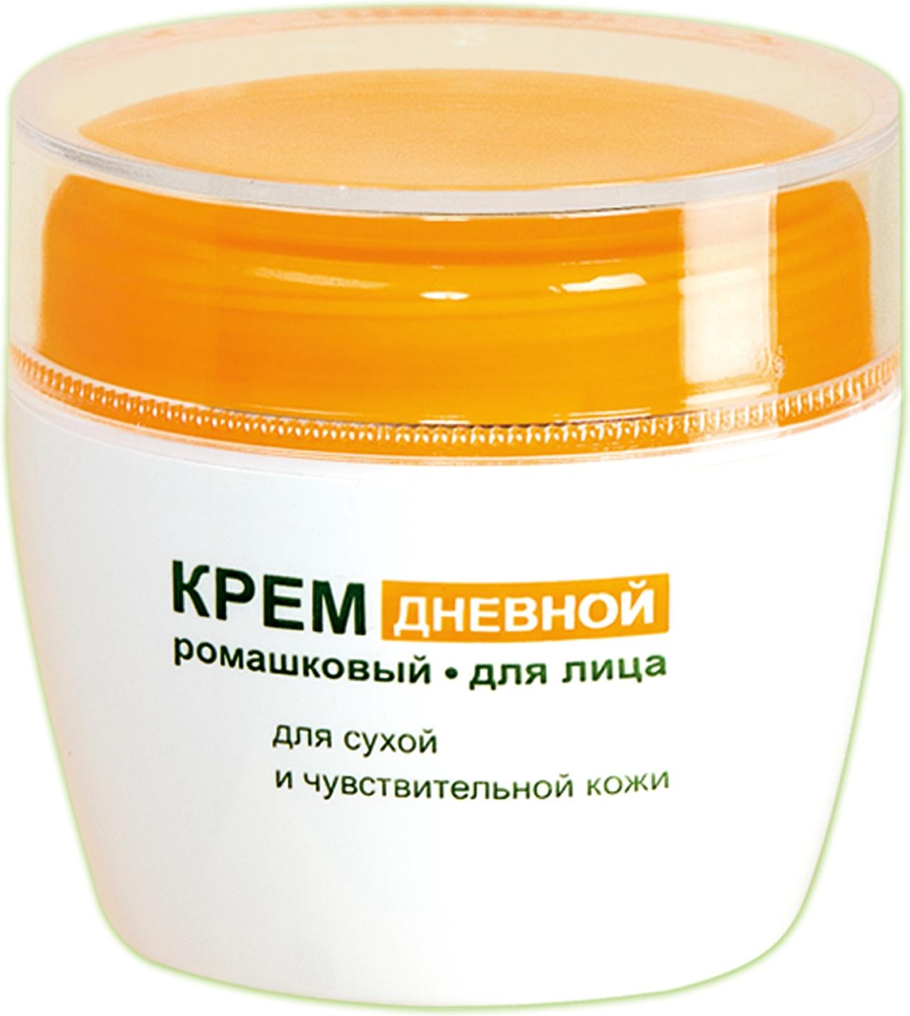 Крем для лица Белита Ромашковая дневной для сухой и чувствительной кожи 50 мл фото