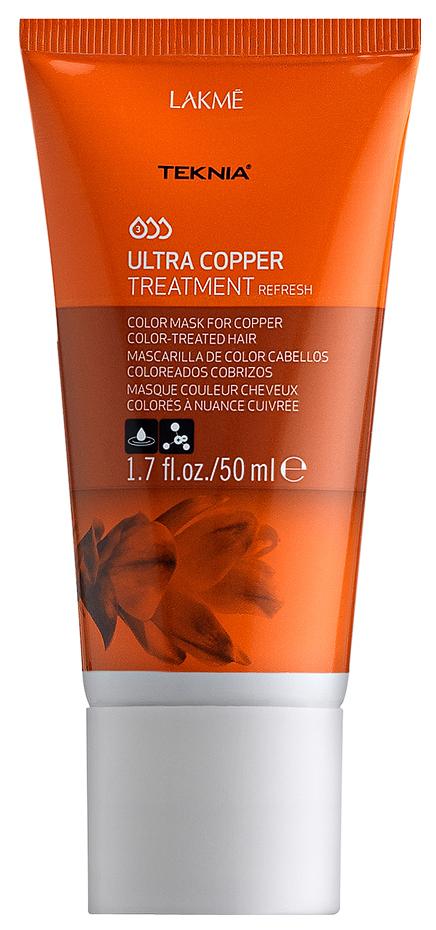 Средство для поддержания оттенка окрашенных волос Lakme Ultra copper Медный 250 мл