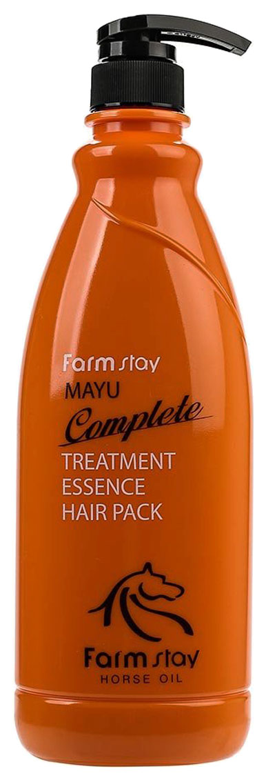 Купить Маска для волос FarmStay Mayu Complete Treatment Essence Hair Pack 1000 мл