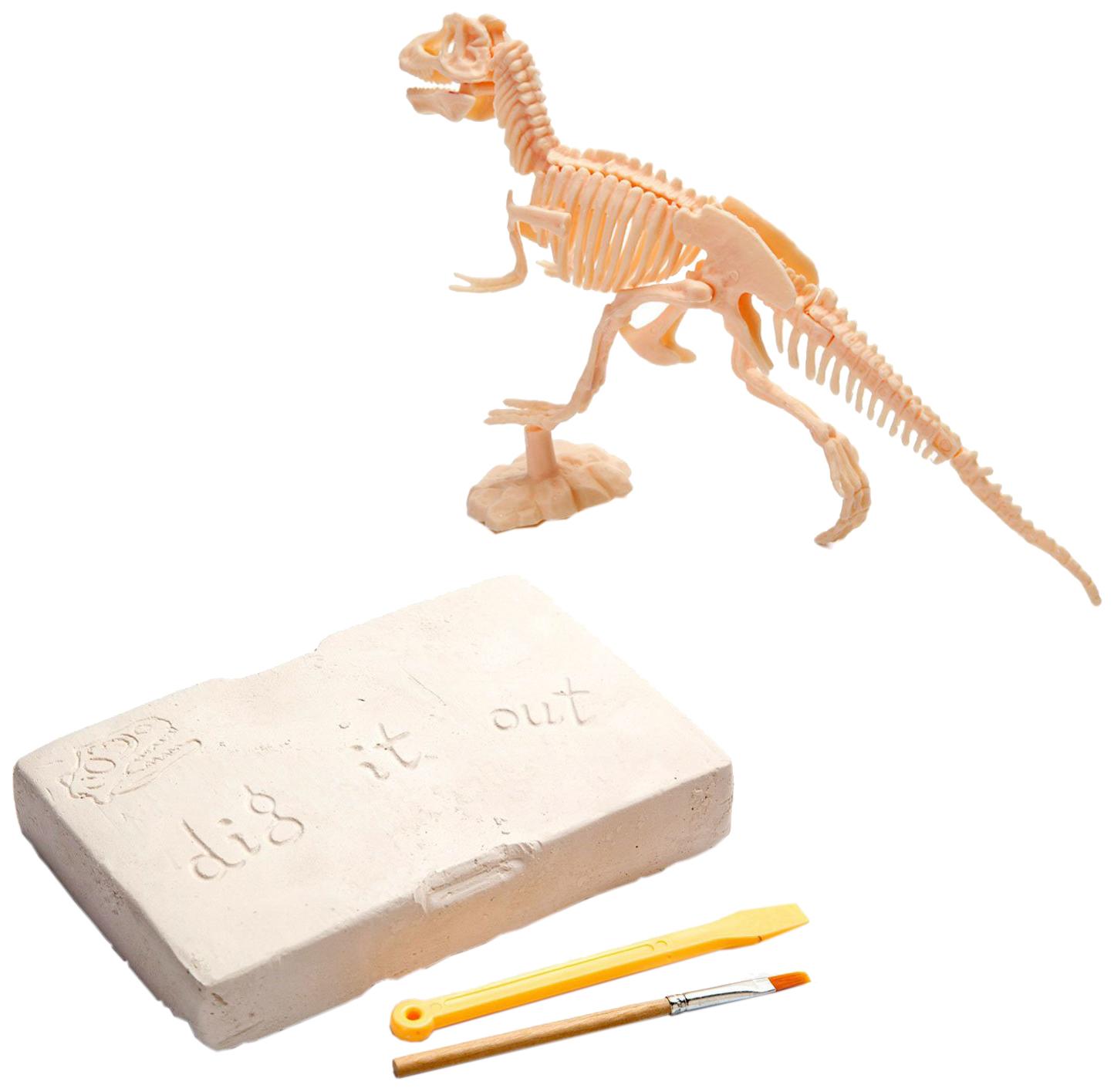 Набор для исследования BRADEX Юный археолог Бронтозавр DE 0264
