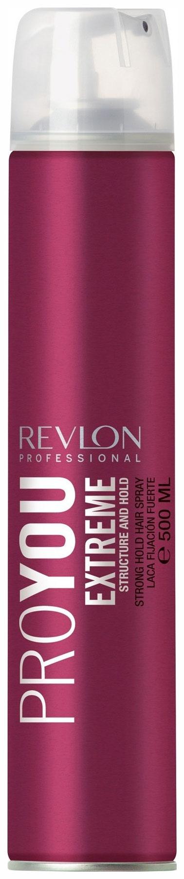 Лак для волос Revlon Professional Pro You Extra Strong Hair Spray Extreme 500 мл