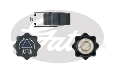 Крышка радиатора Gates RC218