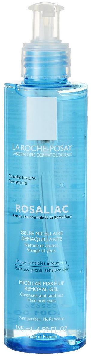 Гель очищающий мицеллярный La Roche Posay Rosaliac, 200 мл фото