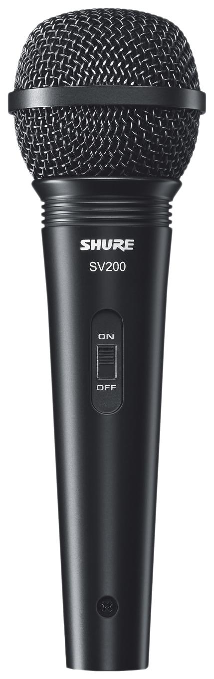 Микрофон Shure SV200-A фото