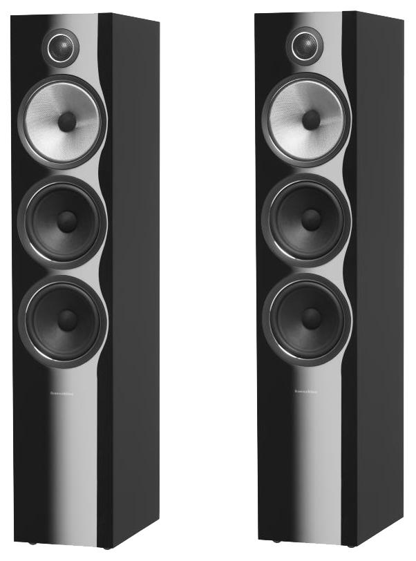 Напольная акустика B&W 703 S2 Gloss Black