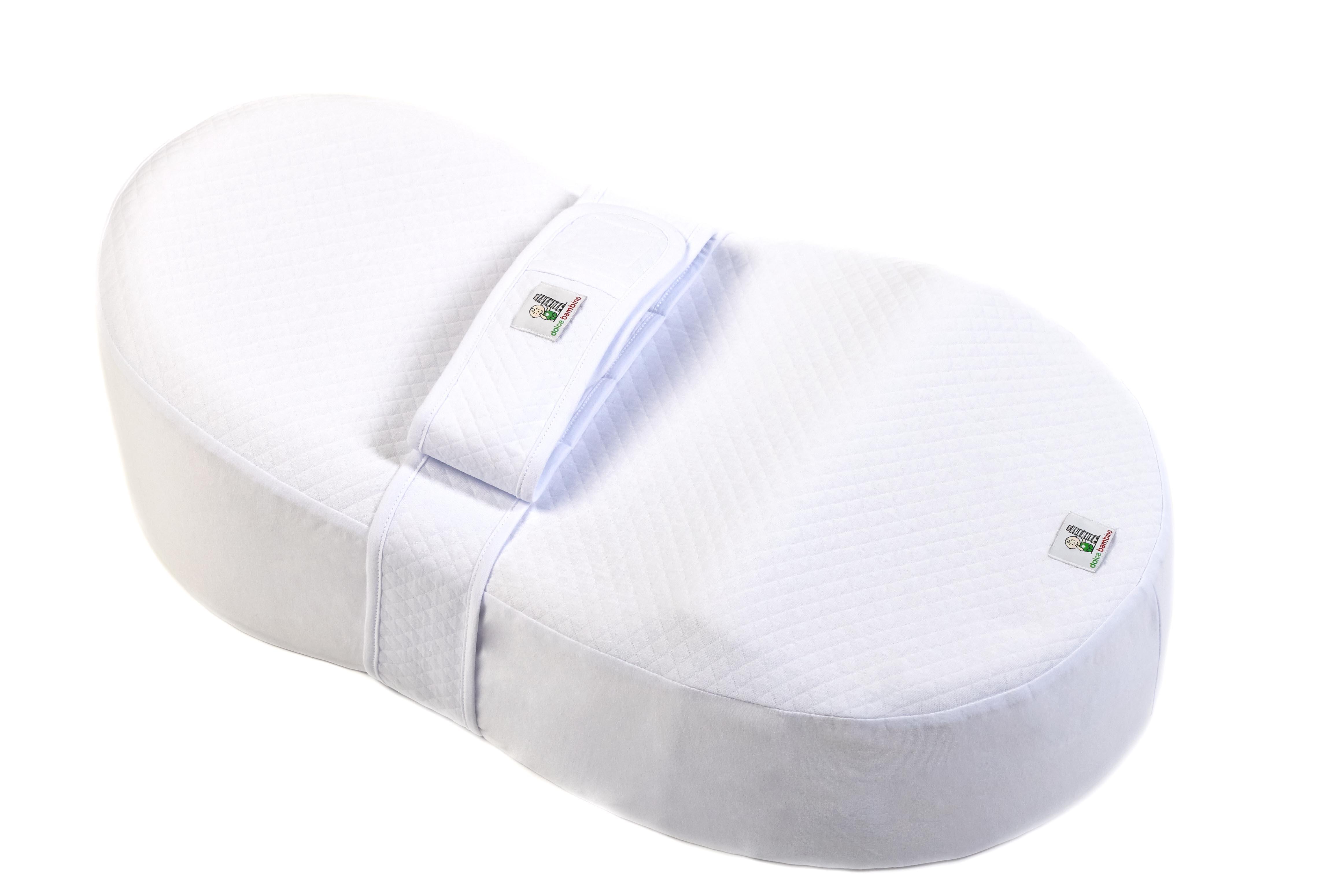 Кокон матрас Dolce Cocon для новорожденных, белый