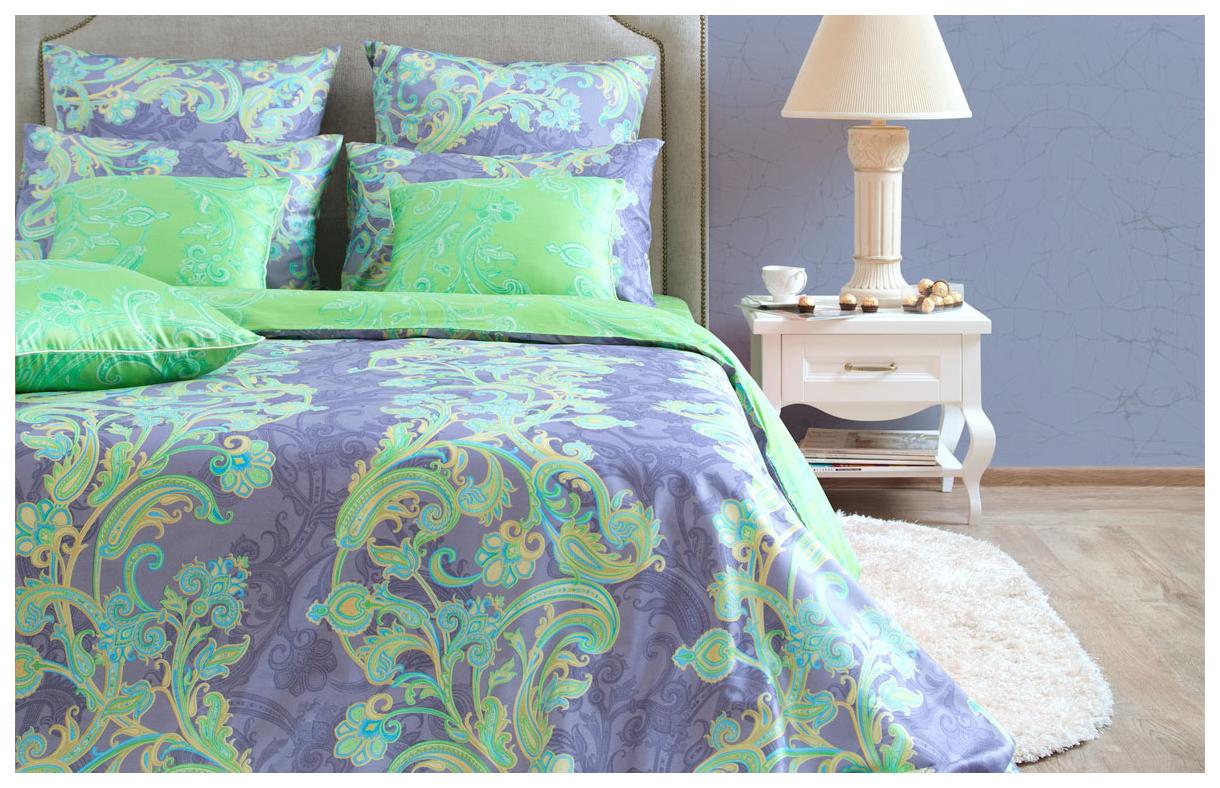 Постельное белье Хлопковый Край Corwin Цвет: Лайм (2 спальное)