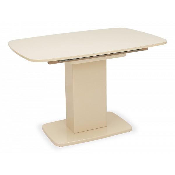 Кухонный стол Leset Стол обеденный Денвер 1Р 120-180х80х75 см капучино фото