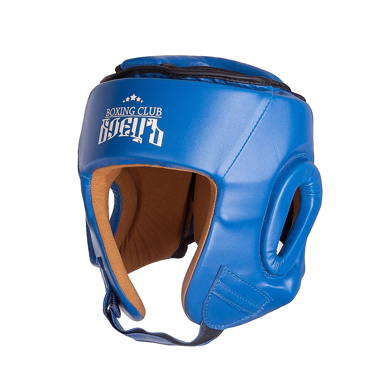 Шлем боксерский BHG 22 Синий, размер L