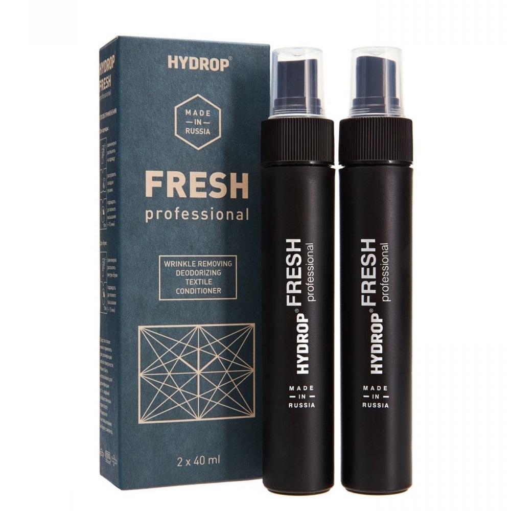 Жидкий утюг и дезодорант для обуви и одежды HYDROP Fresh с дезинфицирующим эффектом фото