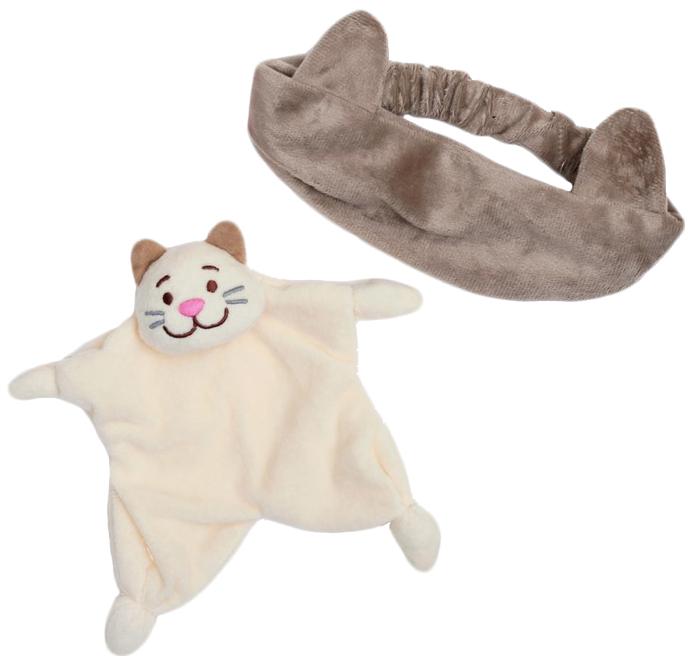 Купить Комфортер для новорожденных Крошка Я Котик, повязка, Комфортеры для новорожденных