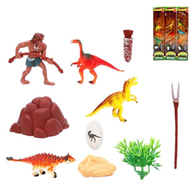 Купить Игровой набор Наша Игрушка Каменный век 8073 в ассортименте, Наша игрушка,