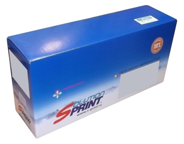Картридж лазерный Solution Print SP-C-040 Bk, совместимый с Canon 040, черный фото