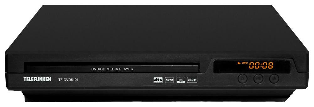 DVD-плеер Telefunken TF-DVD5101