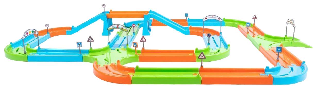 Купить KNOPA Игровой набор Автодорога 4, 5 м с машинками КНОПА 1/4 282 х 135 х 505 86203PL,