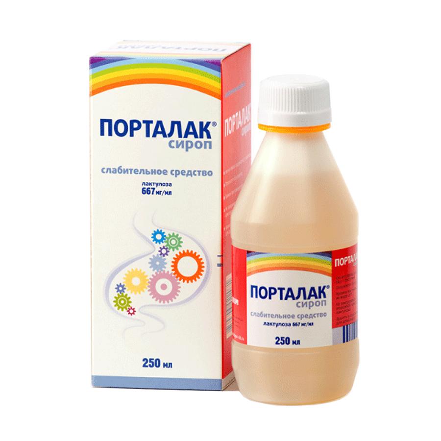 Купить Порталак сироп 66.7 % 250 мл, Belupo