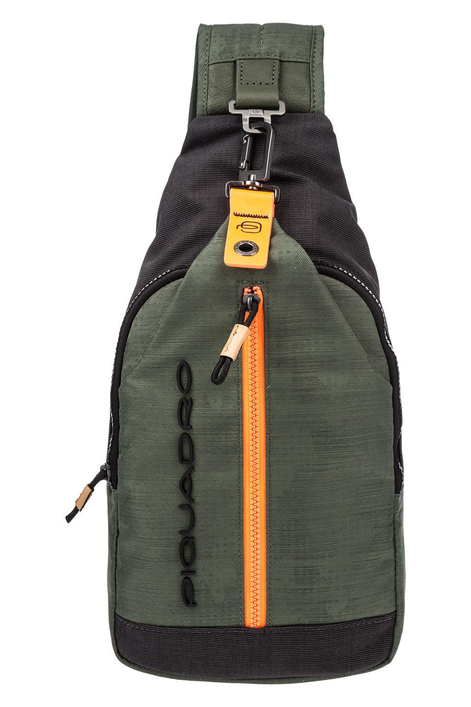 Рюкзак мужской Piquadro CA4536BL хаки
